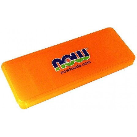 NOW Foods 7 Day Pill Case - Кутия за хапчета