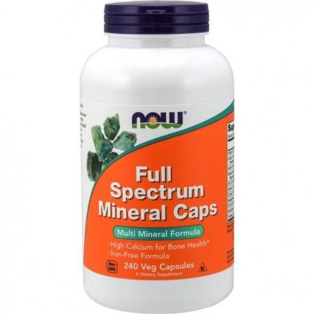 NOW Foods Full Spectrum Mineral Caps 240 caps.