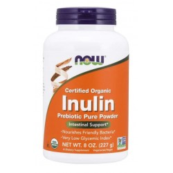 Now Foods Inulin Pure Powder 227 gr.