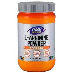 NOW Foods L-Arginine Powder 454 gr.