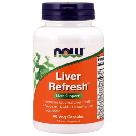 Now Foods Liver Refresh 90 vcaps.