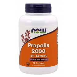 Now Foods Propolis 2000 5:1 Extract 90 Softgels