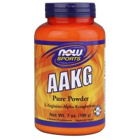 NOW Foods AAKG Powder 198 gr.