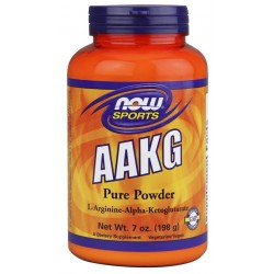 NOW Foods AAKG Powder 198 gr.