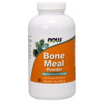 Now Foods Bone Meal Powder 454 gr.