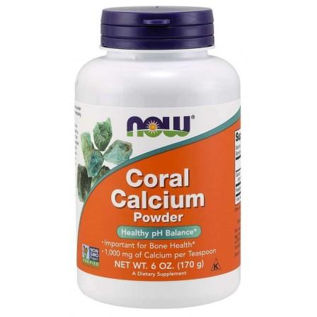 Now Foods Coral Calcium 170 gr.