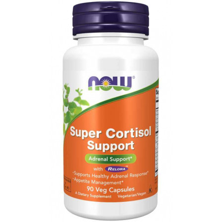 Now Foods Super Cortisol Support 90 vcaps.