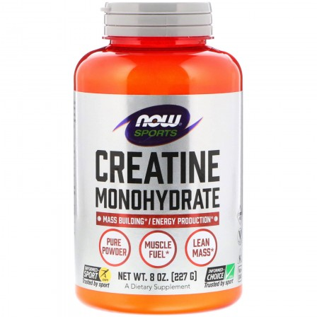 NOW Foods Creatine Monohydrate 227 gr.