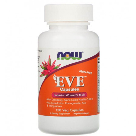 NOW Foods EVE Women's Multi 120 vcaps.