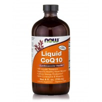 Now Foods Liquid CoQ10 118 ml.