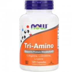 Now Foods Tri-Amino 120 caps.