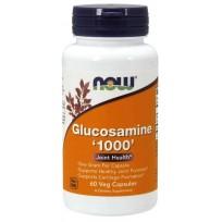 NOW Foods Glucosamine 1000mg 60 veg caps.