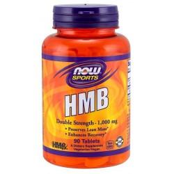 NOW Foods HMB 1000mg 90 tabs.