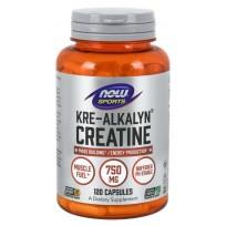 NOW Foods Kre-Alkalyn Creatine 120 caps.
