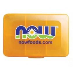 Now Foods Pill Case - кутия за витамини със 6 контейнера