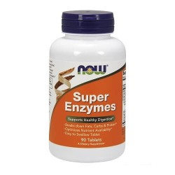 NOW Foods Super Enzymes 90 tab.