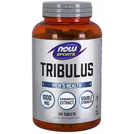 NOW Foods Tribulus 1000 mg. 180 tabs.