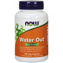 Now Foods Water Out 100 veg caps.