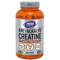 NOW Foods Kre-Alkalyn Creatine 240 caps.