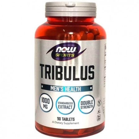NOW Foods Tribulus 1000 mg. 90 tabs.