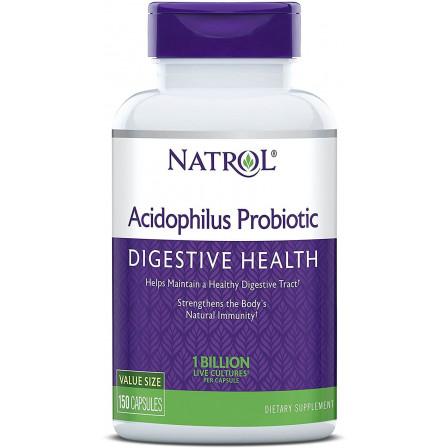 Natrol Acidophilus Probiotic 100 caps.