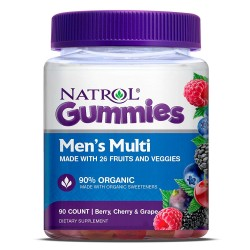 Natrol Men`s Multi Gummies 90 Gummies