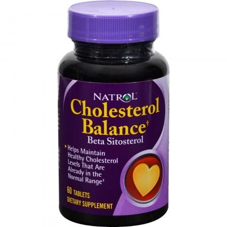 Natrol Cholesterol Balance 60 tabs