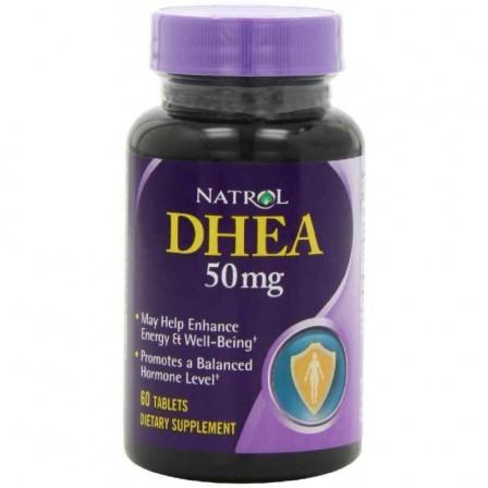 Natrol DHEA 50mg 60 tabs