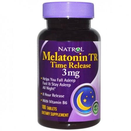 Natrol Melatonin 3mg 100 tabs