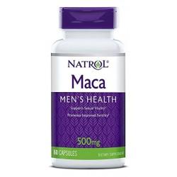 Natrol Maca 500 mg 60 caps.