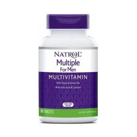 Natrol Multiple For Men 90 tabs.