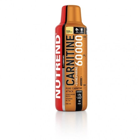 Nutrend Carnitine 100 000 1000 ml.