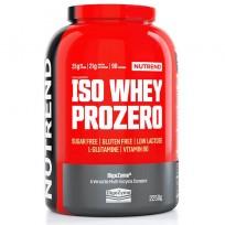Nutrend Iso Whey ProZero 2250 gr.