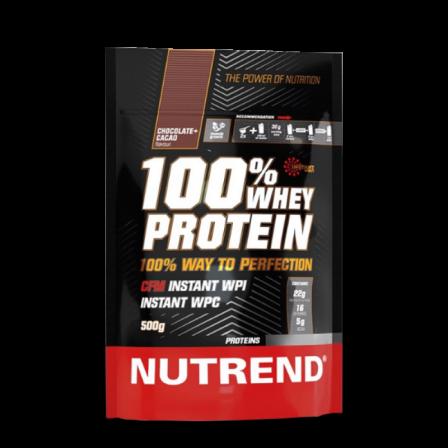 Nutrend 100% Whey Protein 500 gr.