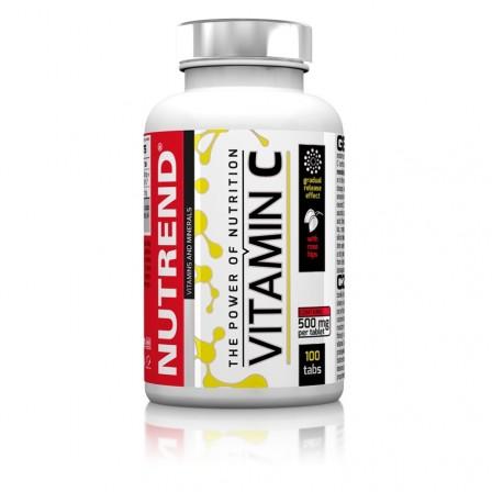 Nutrend Vitamin C 100 tabs