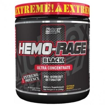 Nutrex Hemo Rage Black Ultra Concentrate 255/285 gr.