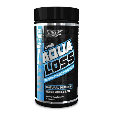 Nutrex Aqua Loss 80 caps.