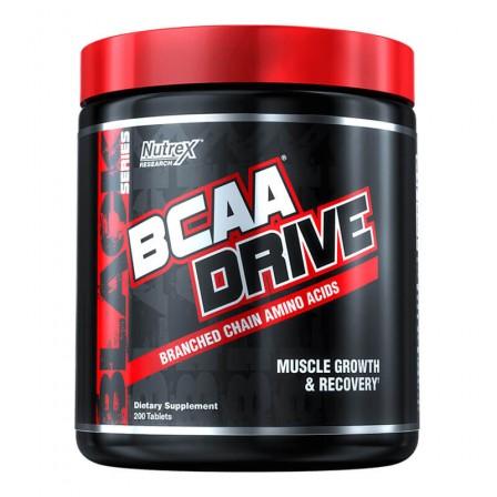 Nutrex BCAA Drive 1000mg 200 tabs.