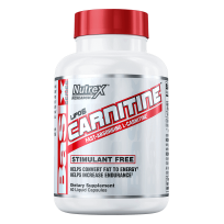 Nutrex Lipo-6 Carnitine 60 Liquid Caps.