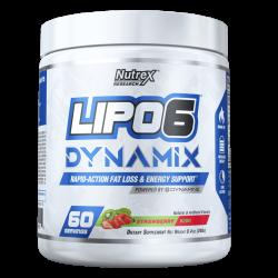 Nutrex Lipo-6 Dynamix 240 gr.
