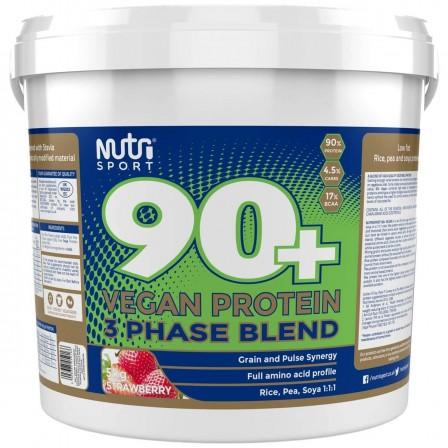 NutriSport 90+ Vegan Protein 5000 gr.