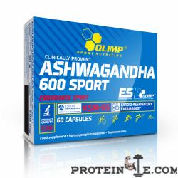 Olimp Ashwagandha 600 Sport 60 caps.