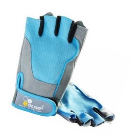 Olimp Women's Fitness One Gloves Blue / Дамски ръкавици