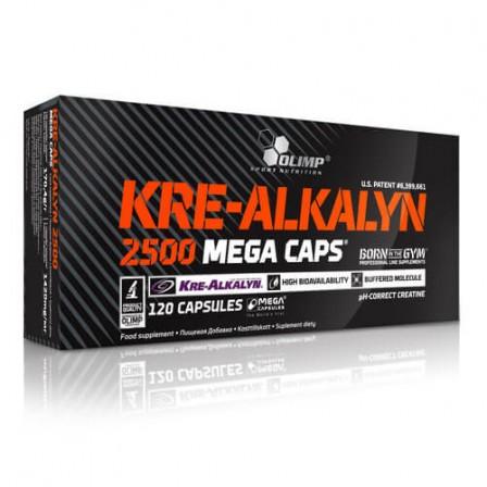 Olimp Kre-Alkalyn 2500 120 caps.
