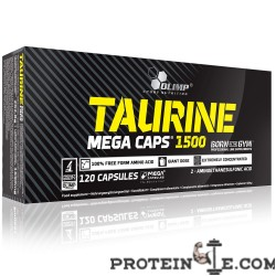 Olimp Taurine 1500 mg. 120 caps.