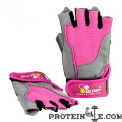 Olimp Women's Fitness One Gloves Pink/ дамски фитнес ръкавици