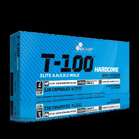 Olimp T-100 Hardcore 120 caps.