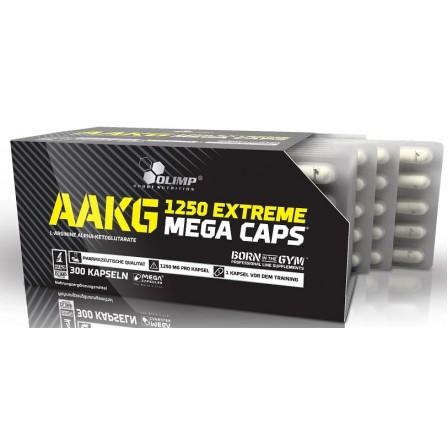 Olimp AAKG 1250 Extreme Mega Caps 30 caps.