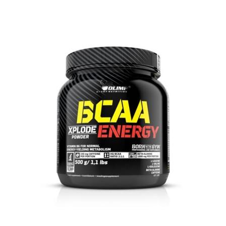 Olimp BCAA Xplode Energy 500 gr.