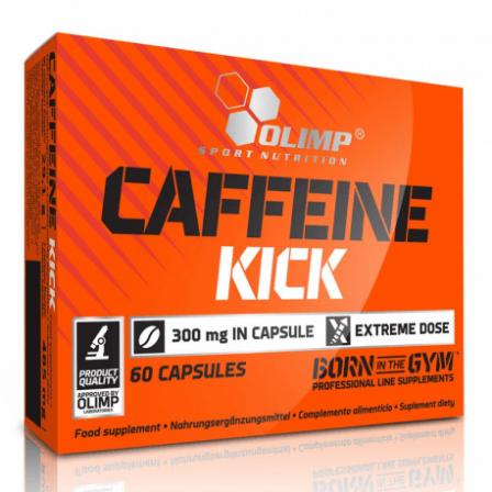 Olimp Caffeine Kick 60 caps.